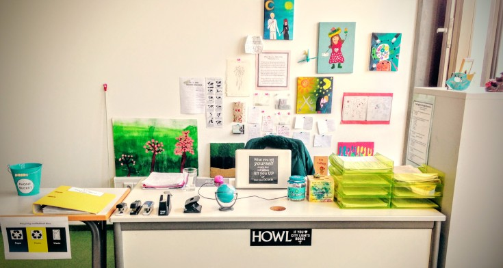 Asha-desk